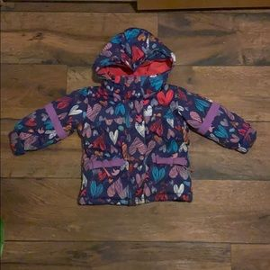 Deux par deux winter suit (jacket & pants)